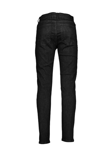 Collezione Antrasit Erkek Denim Skinny Pantolon Antrasit